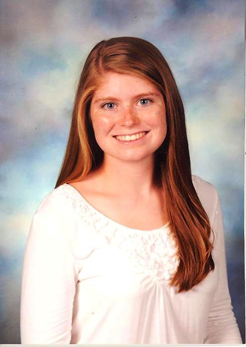 2015 Garden City High School Scholarship winner
