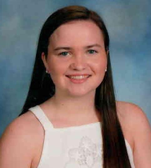2018 Garden City High School Scholarship winner