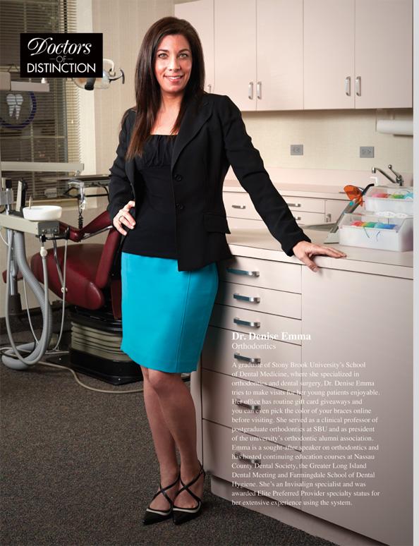 Long Island Pulse Magazine Top Dentist